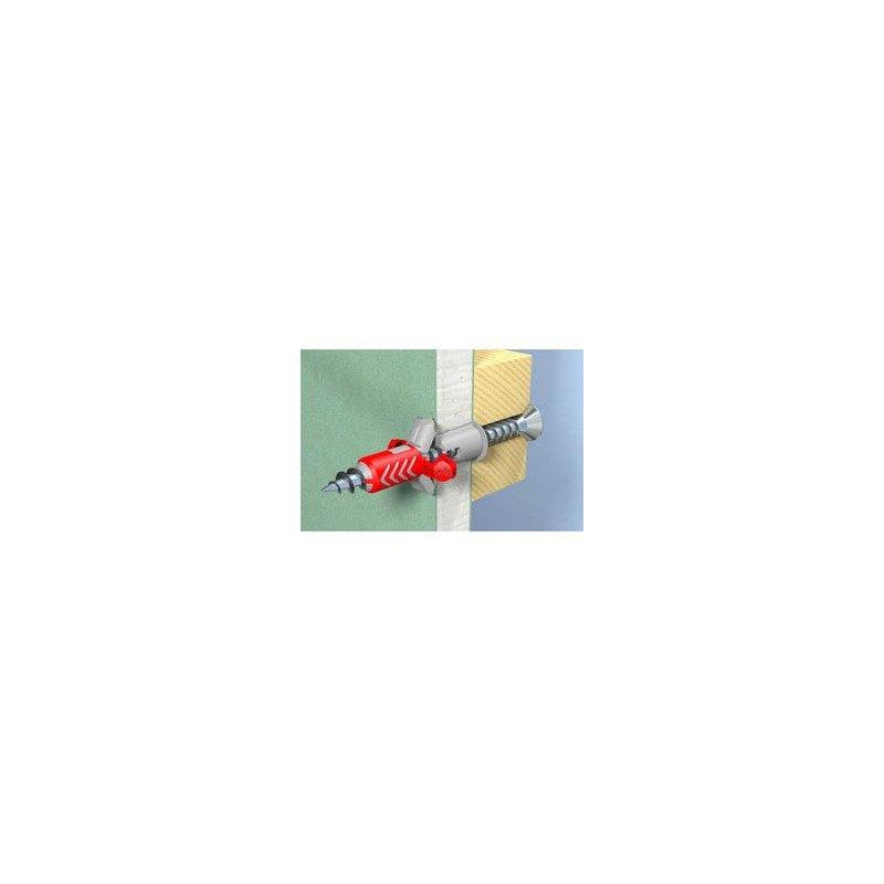 Cheville nylon Fischer - Duo Power 6x30