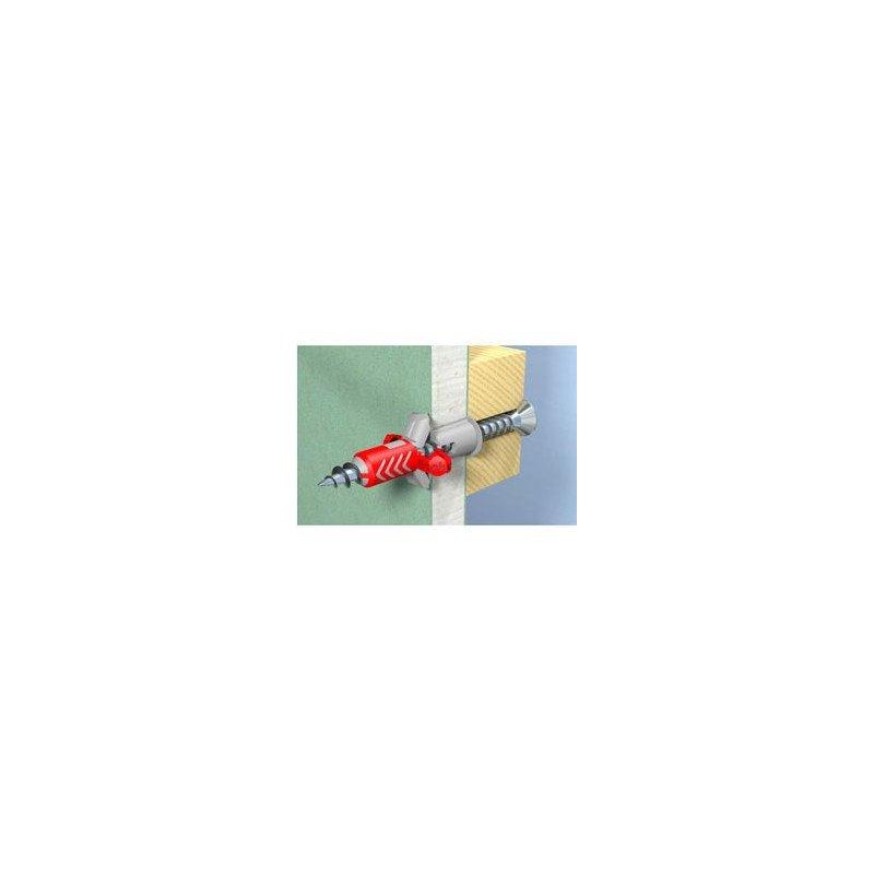 Cheville nylon Fischer - Duo Power 10x50