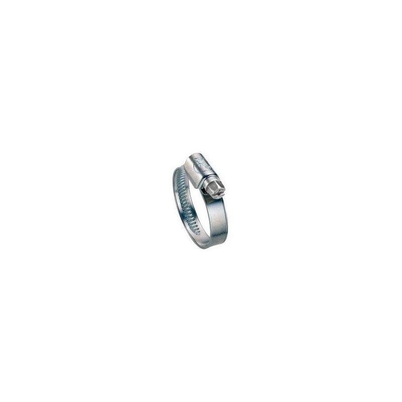 Collier Zingué - W1 - DIN 3017 - largeur 12  mm