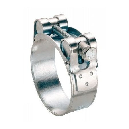 Collier de serrage à tourillons - ZINGUE - W1