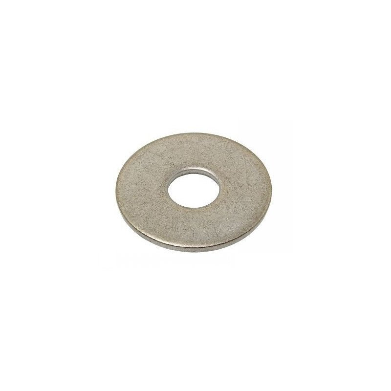"""Rondelle plate extra Large """"LLU"""" - NFE25513 - INOX A4"""