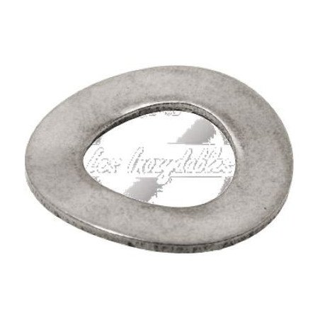 Rondelle élastique ondulée INOX A4 selon norme din 137 b