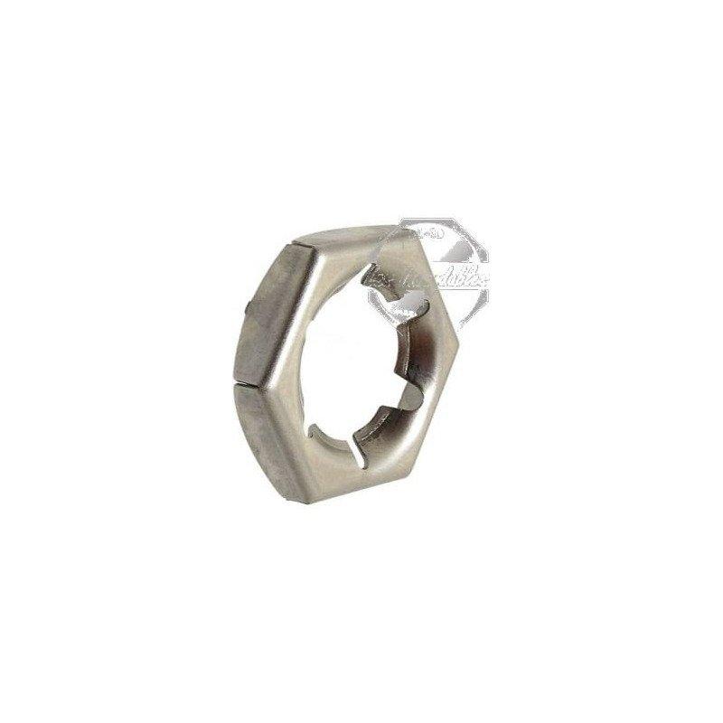 Ecrou PAL autofreine hexagonal - DIN7967 - INOX A2