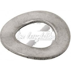 Rondelle INOX A2 élastique ondulée forrme B selon DIN 137 B