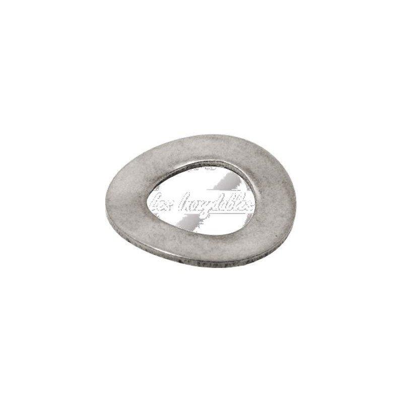 Rondelle elastique Ondulée- DIN 137 B - INOX A4
