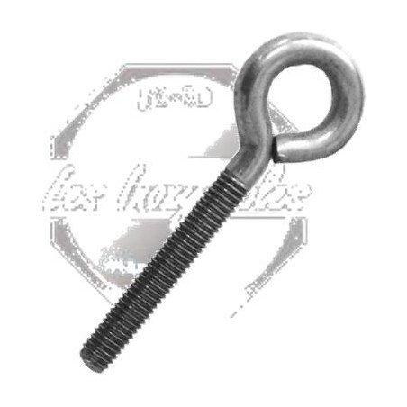 Crochet filetage métaux - fermé - INOX A2