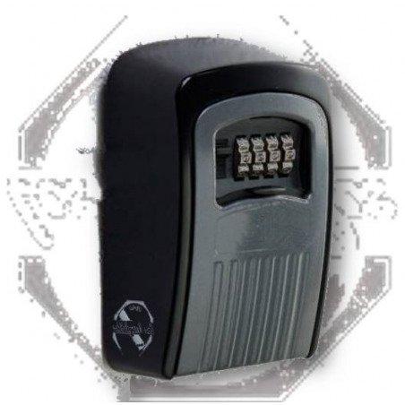 Coffre à clés MURAL - ALUMINIUM - Haute résistance G1