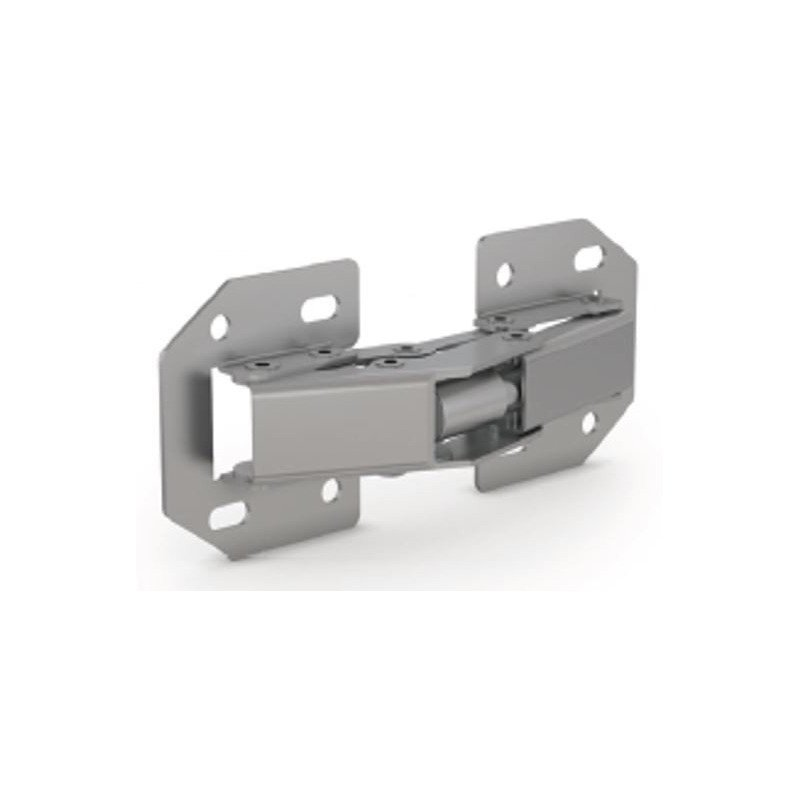 Charnière invisible bistable - INOX A4 MARINE