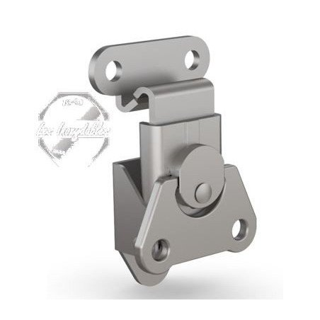 Grenouillère rotative simple