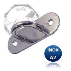 Pontet sur platine - INOX A2