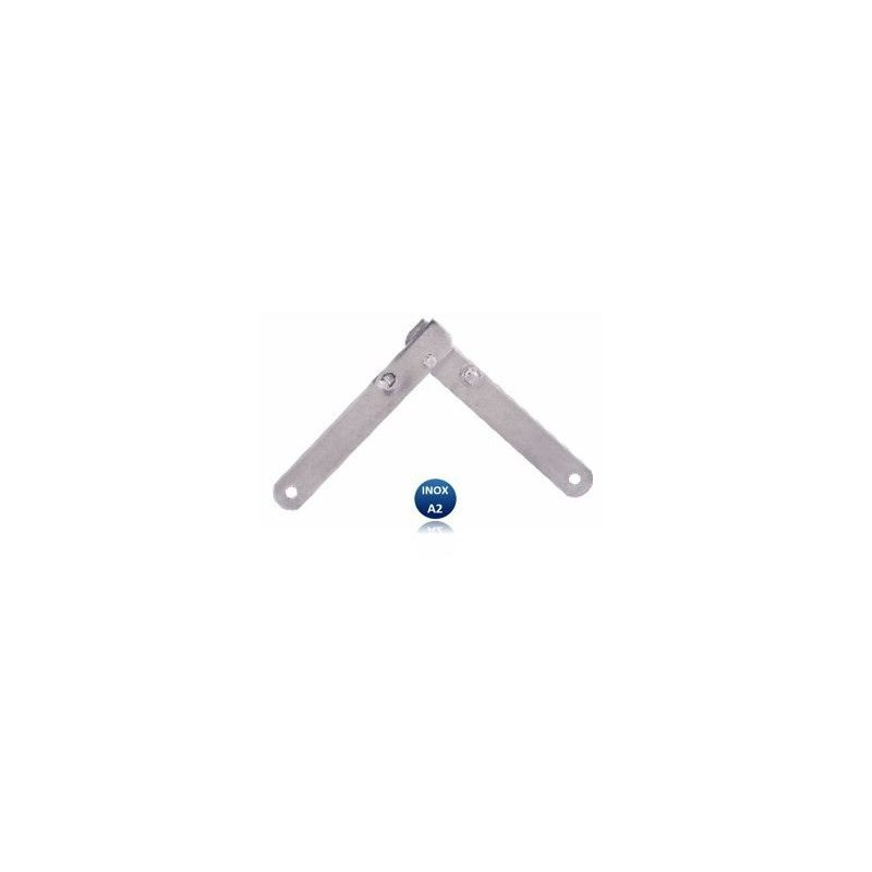 Compas simple - INOX A2 (G/D)