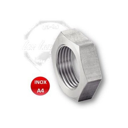 Ecrou hexagonal usiné -  INOX A4