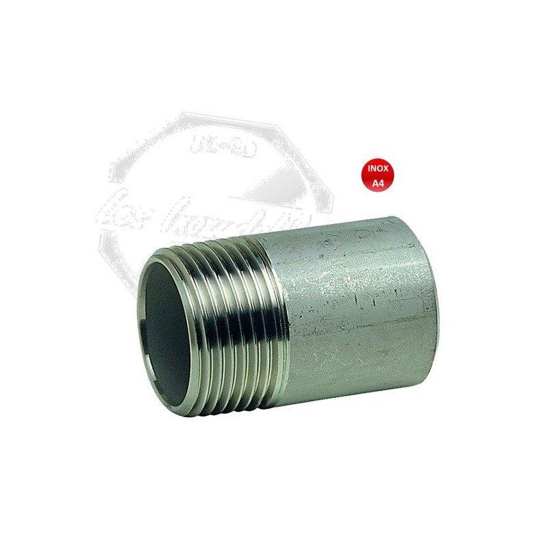 Embout à souder - INOX A4 - 316