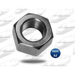 Ecrou hexagonal - hu - INOX A2 - DIN 934