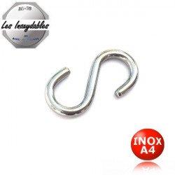 Crochet ESSE - INOX A4 MARINE 316